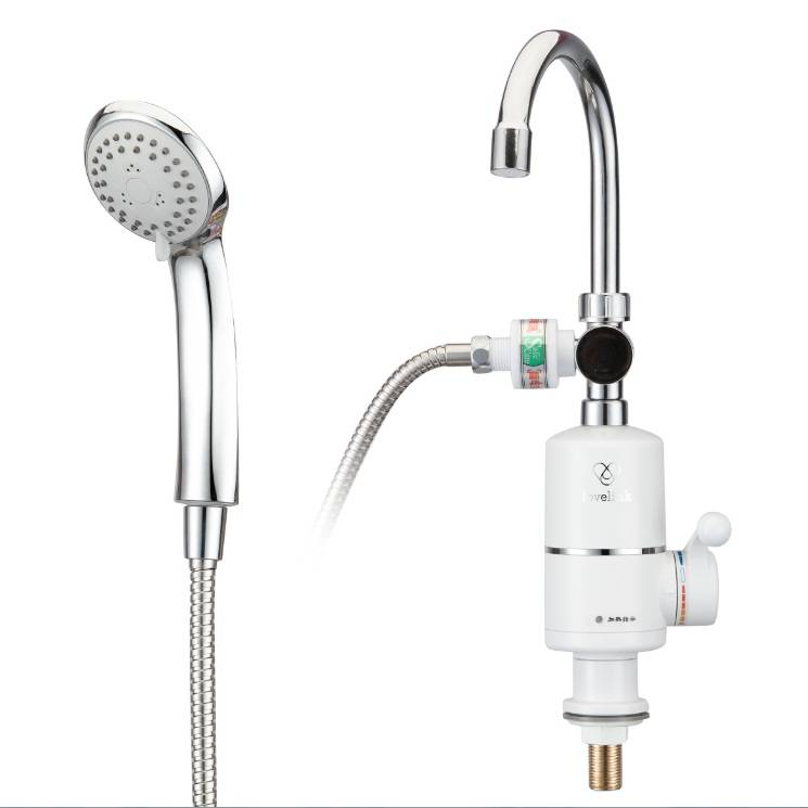 Electric Heating Faucet S1X3 with Shower Head