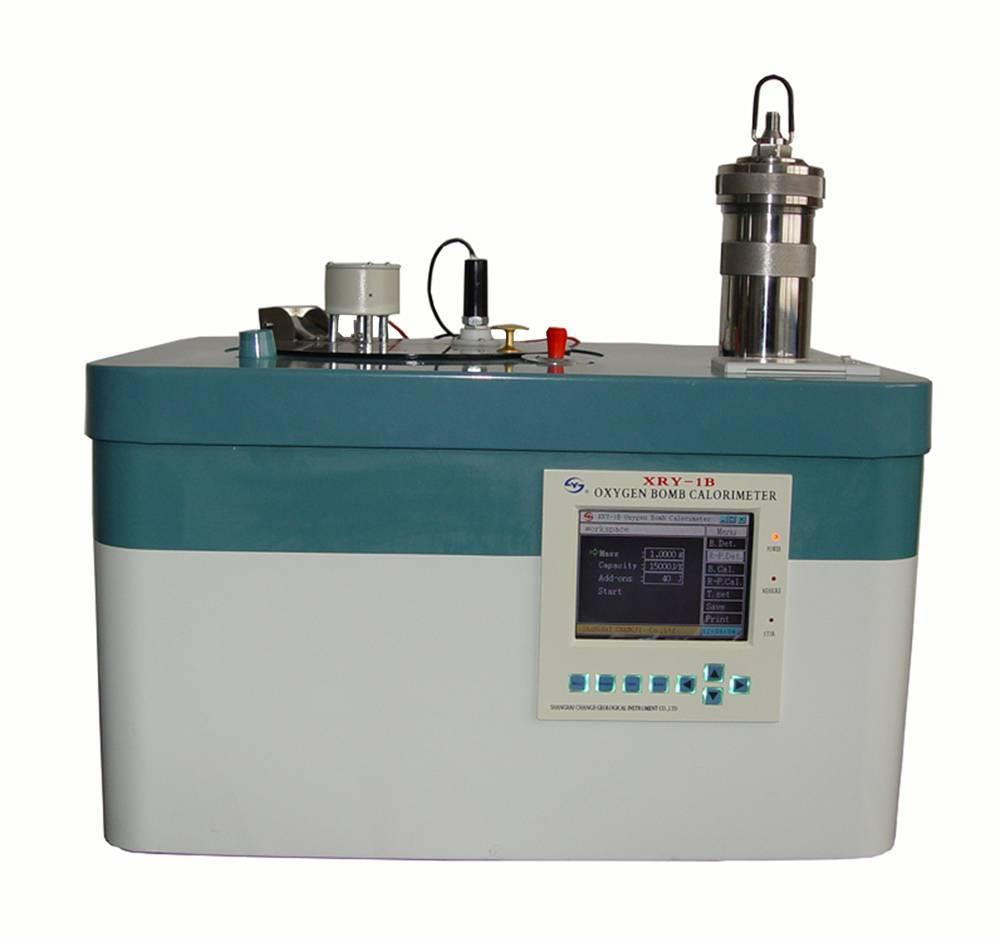 XRY-1B Oxygen Bomb Calorimeter