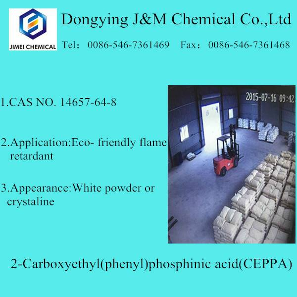 Flame Retardant CEPPA For Polyester