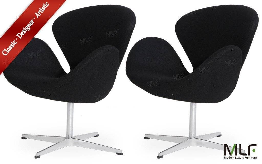 MLF® 100% Reproduction of Arne Jacobsen Swan Chair