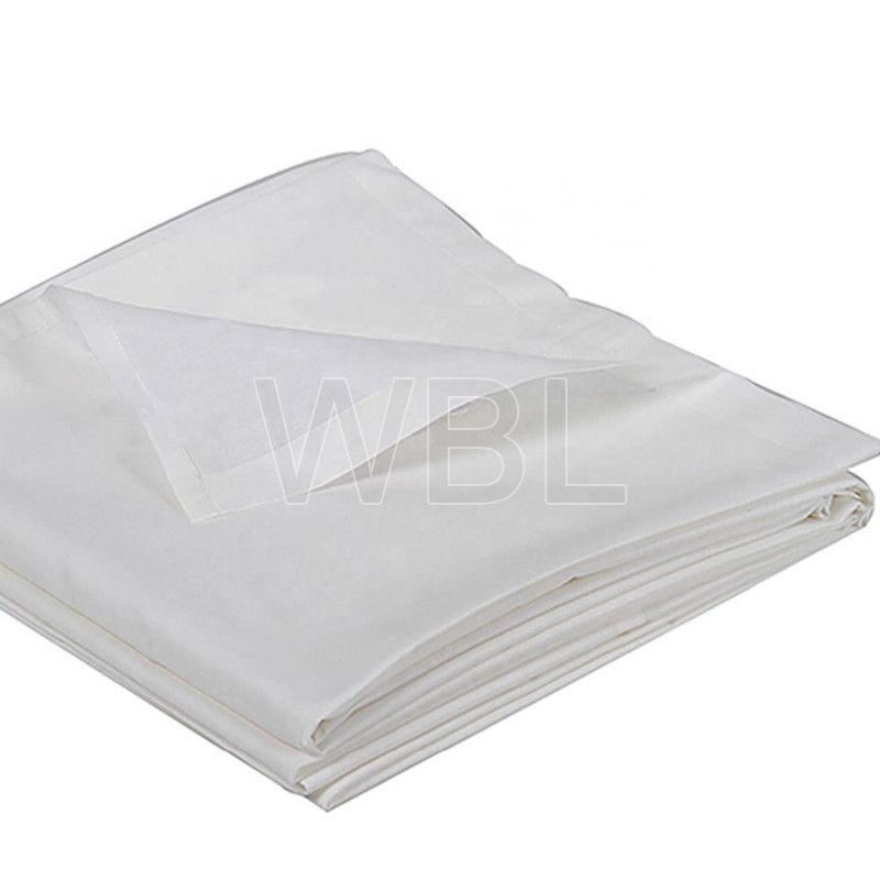 T/C50/50 fabric bedding for hotel bedding set bedding fabric exporter