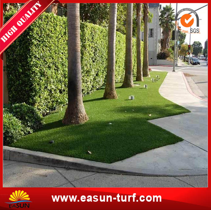 Fake Grass Landscape Plastic Lawn Turf for Outdoor-MY