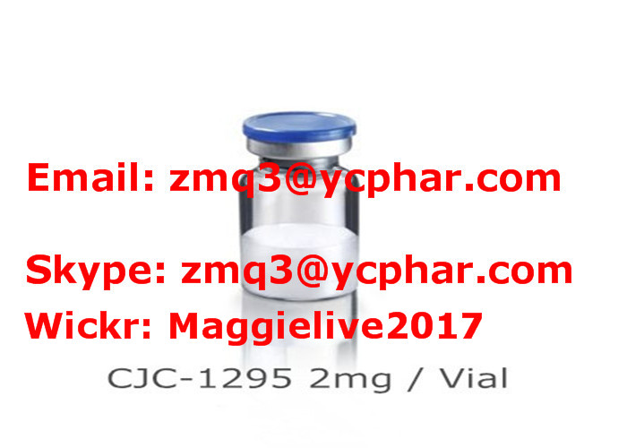 Powerful CJC 1295 With Dac Growth Hormone Peptide 2mg For Lean Muscles