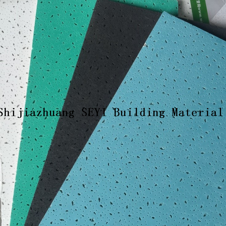Soundproof Mineral Fiber Ceiling/Board