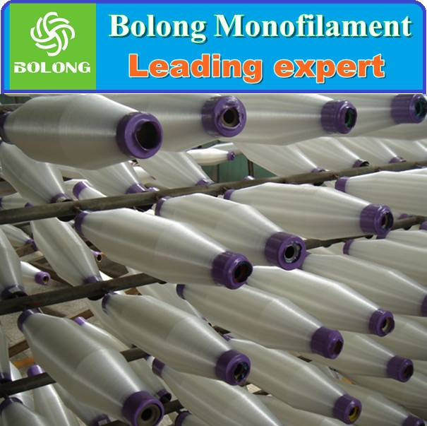 Chinese factory 100% raw material PET monofilament