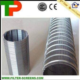Water Well Screen Pipe