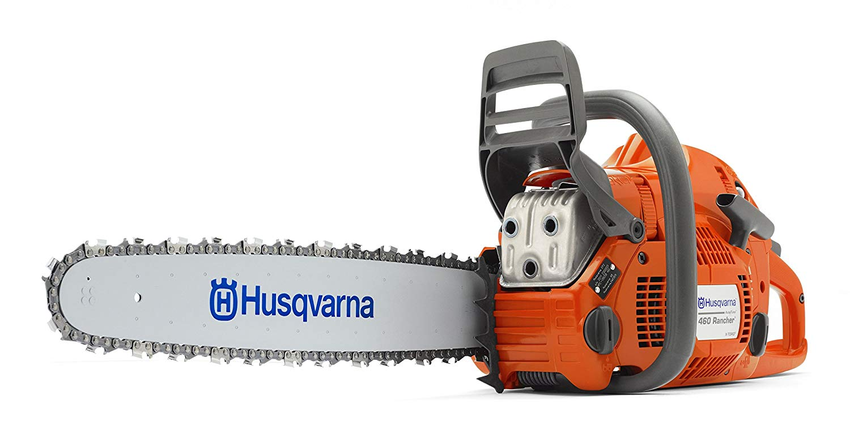 Power Husq varna 460 24-Inch Rancher Chain Saw 60cc 966048324