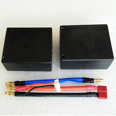 Saddle pack battery 5800mah 7.4V 100C