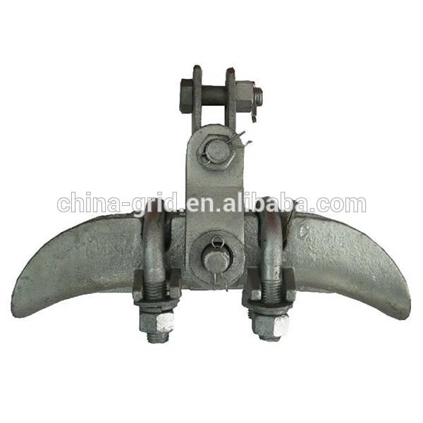 Operation-Convenient XGU Suspension Clamp (Trunion Type)
