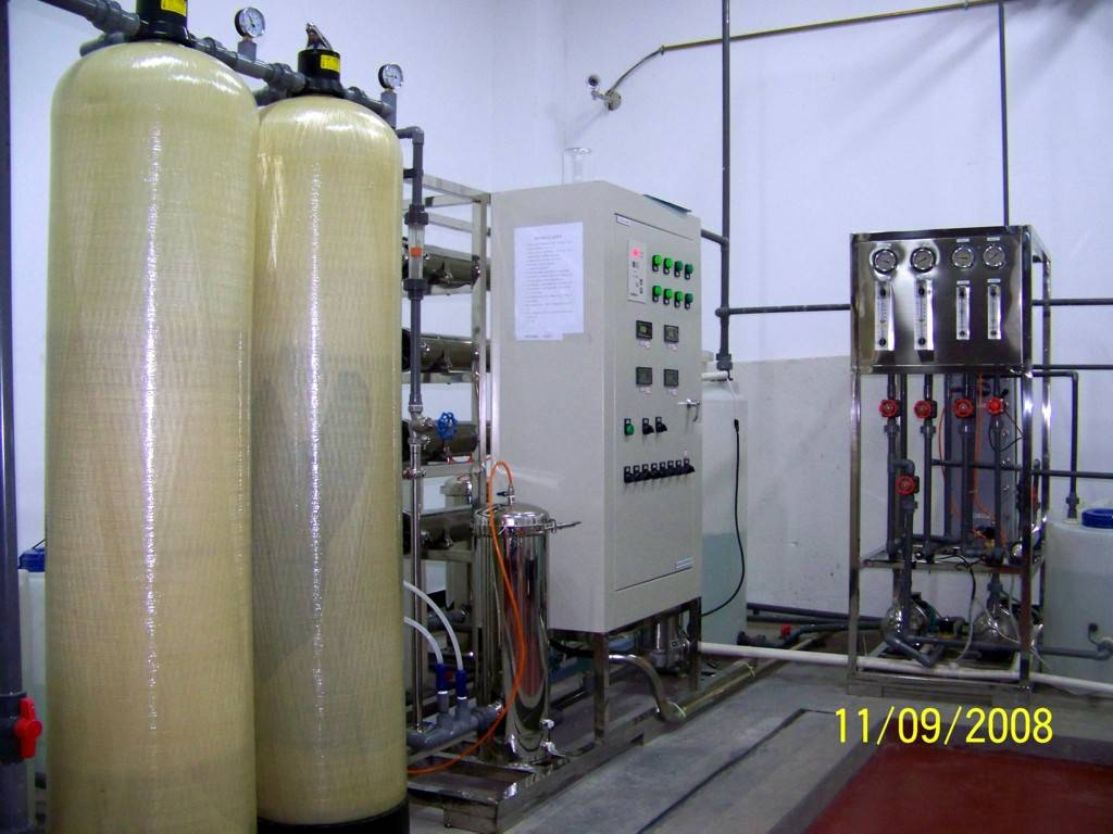 Water Purify Equipment