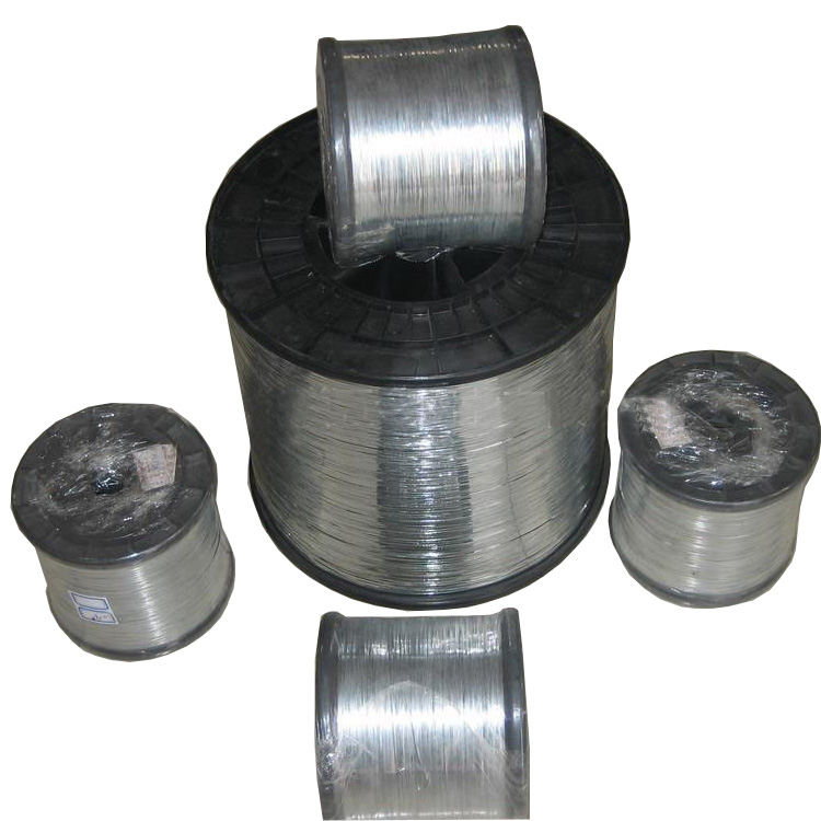 hot selling high quality galvanized iron wire with low price for staples