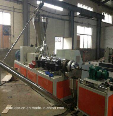 PP PE PVC WPC Profile Extrusion Line Machine