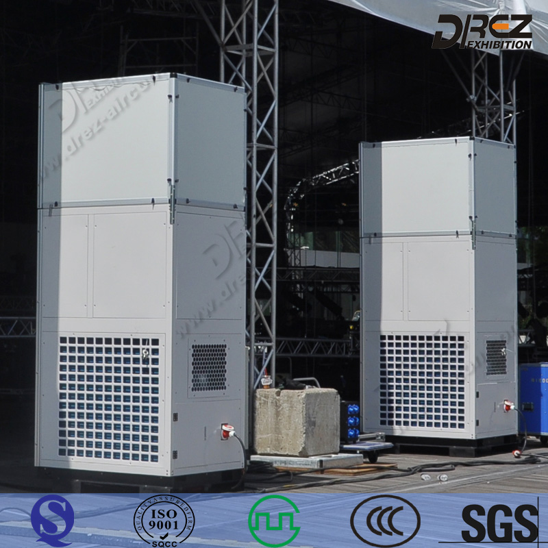 Commercial Industry Air Conditioner For Event Exhibition 10 ton 15 ton 20 ton 25 ton