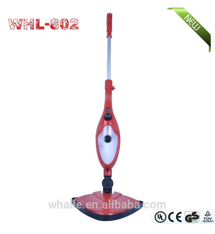 WHL-802 2016 HOT selling cheap multifunction home floor carpet 1300W 1800W steam cleaner/12 in 1 ste