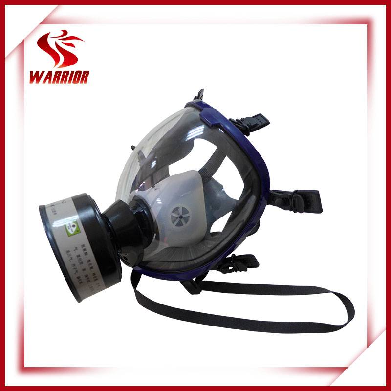 Portable anti toxic respirator gas mask
