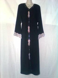 abaya jilbab caftan A13
