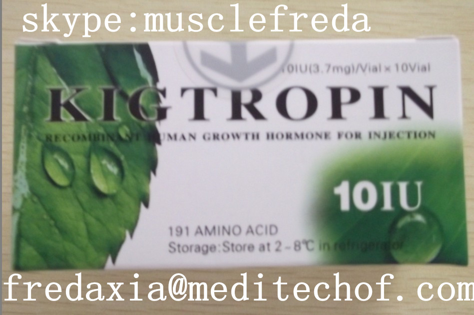 Kigtropin /HGH/Steroids/ Peptides/Hormone/Humantrope /hgh/Human growth
