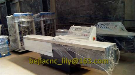 Butyl extruder machine for insulating glass production line