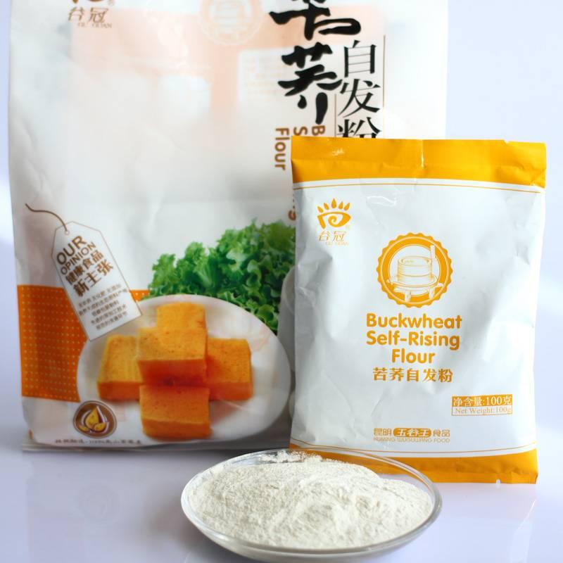Tartary Buckwheat Powder With Oat