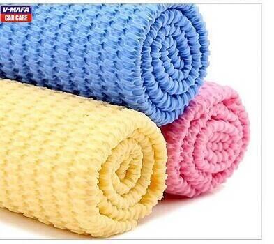 High Quality Multifunctional PVA Chamois Car Wash Towel