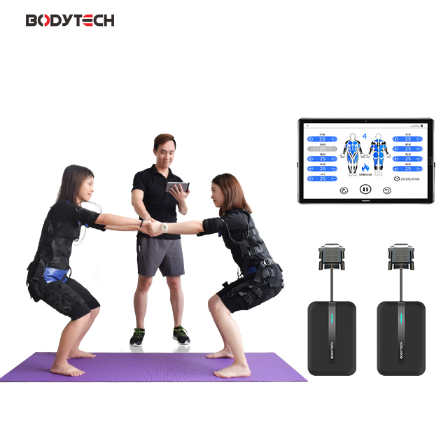 Muscle Toning Training Suit