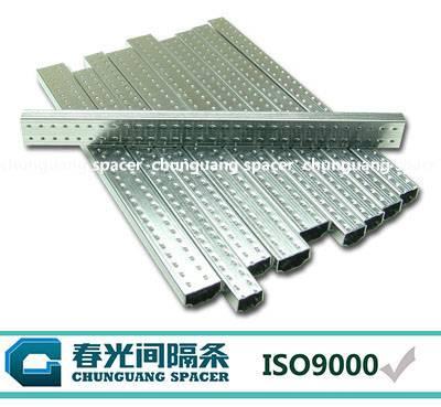 Standard aluminum spacer for Insulating glass