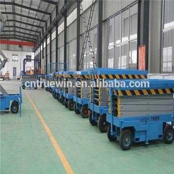 China  mini  scissor  lift platform