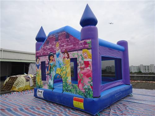Commercial Childrens Inflatable Jumping Castle Horse Inflatable For kids game