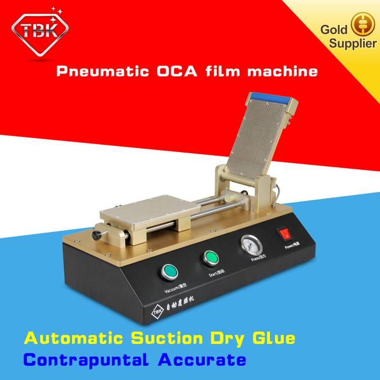 LCD repair OCA film laminating machine with vacuum pump for LCD refurbishment