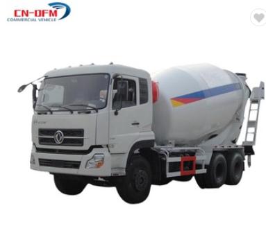 Mobile Cement Mixer /Concrete mixer truck
