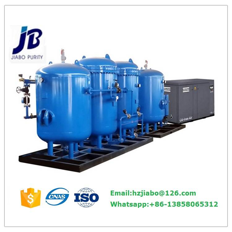 90%-95% Pure Oxygen Machine for Agriculture