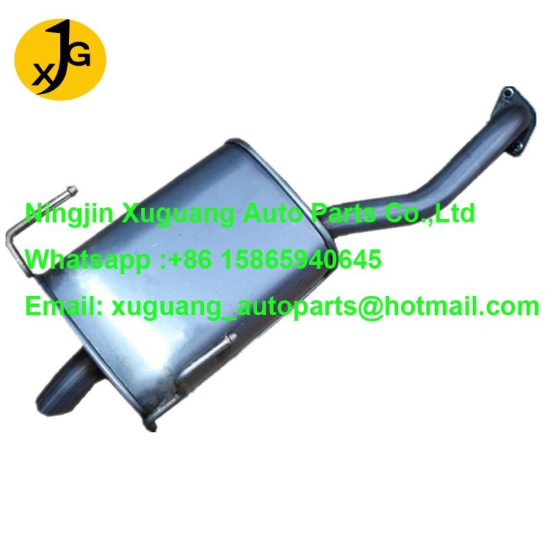 Greatwall peri rear muffler car muffler exhaust tip