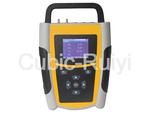 Handheld Infrared Biogas Analyzer---Gasboard 3200 plus