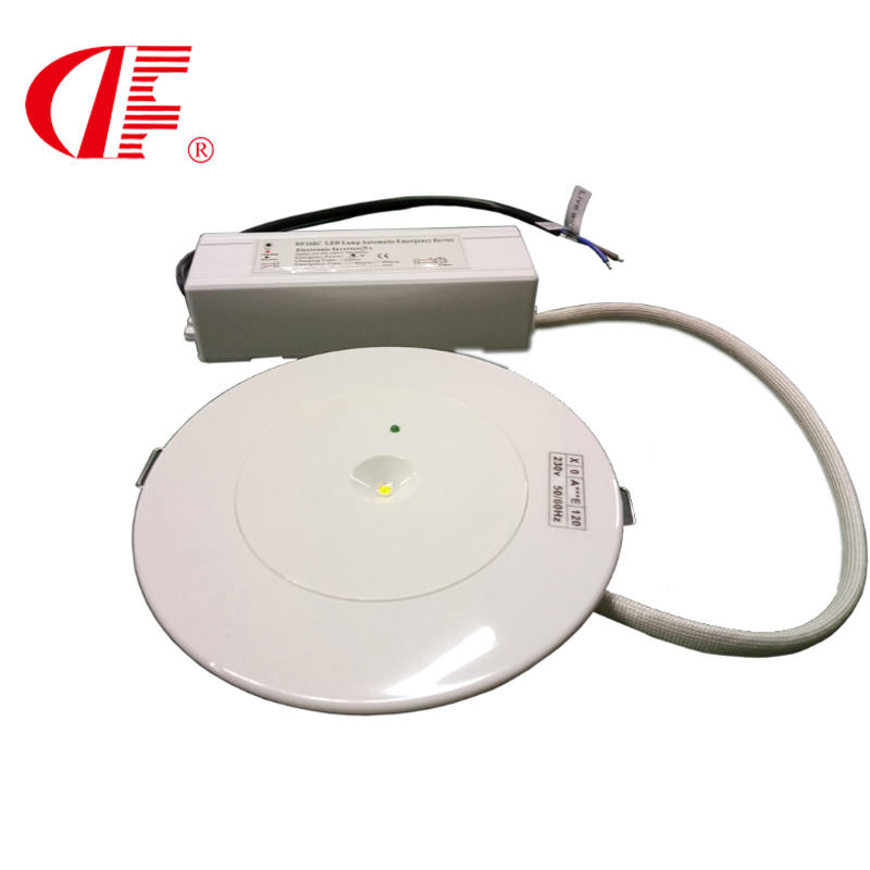 3W LED emergency panel light