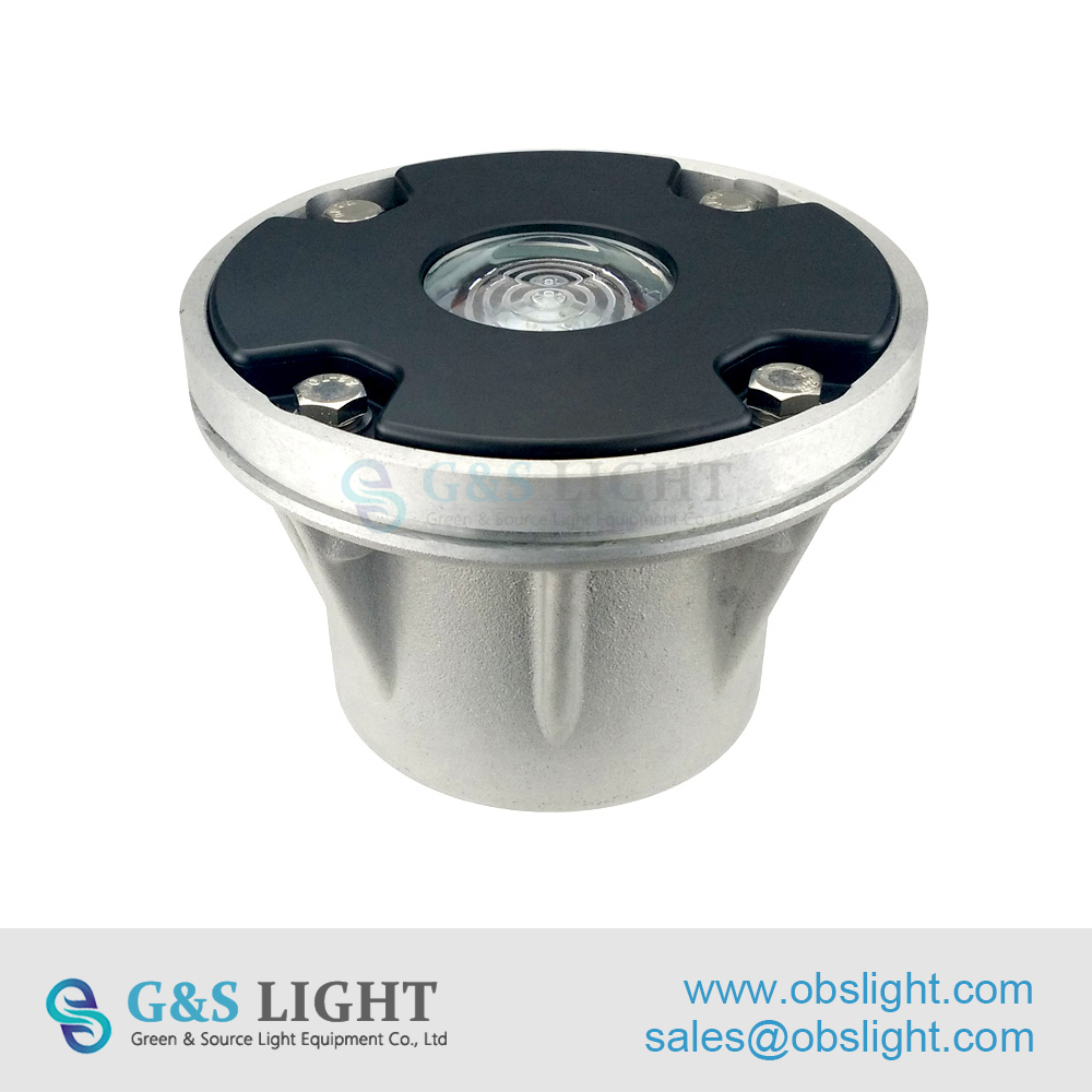 inset heliport aming point light