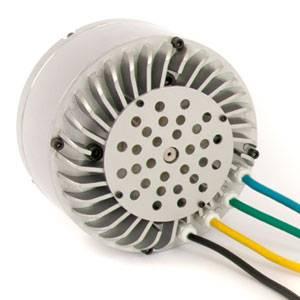 48v 3kw bldc motor,fan cooled
