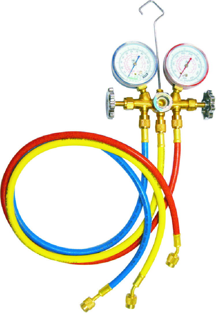 Refrigeration Parts Manifold Gauge Set R12.R22.R502