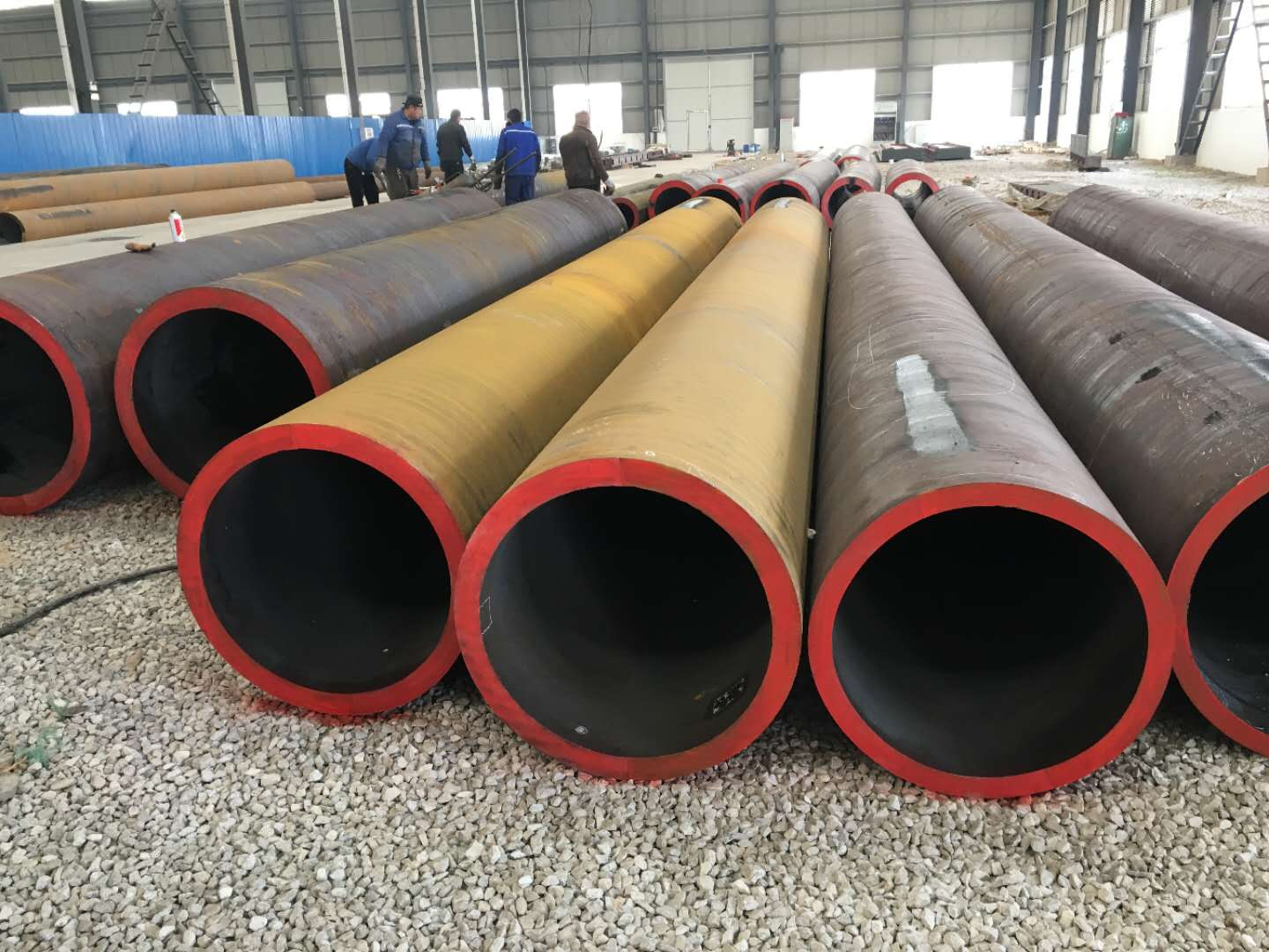 Carbon Steel Pipe A106 GrA GrB seamless hot rolling steel tube