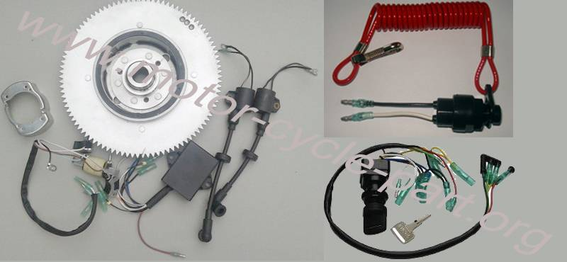 Outboard Ignition Parts