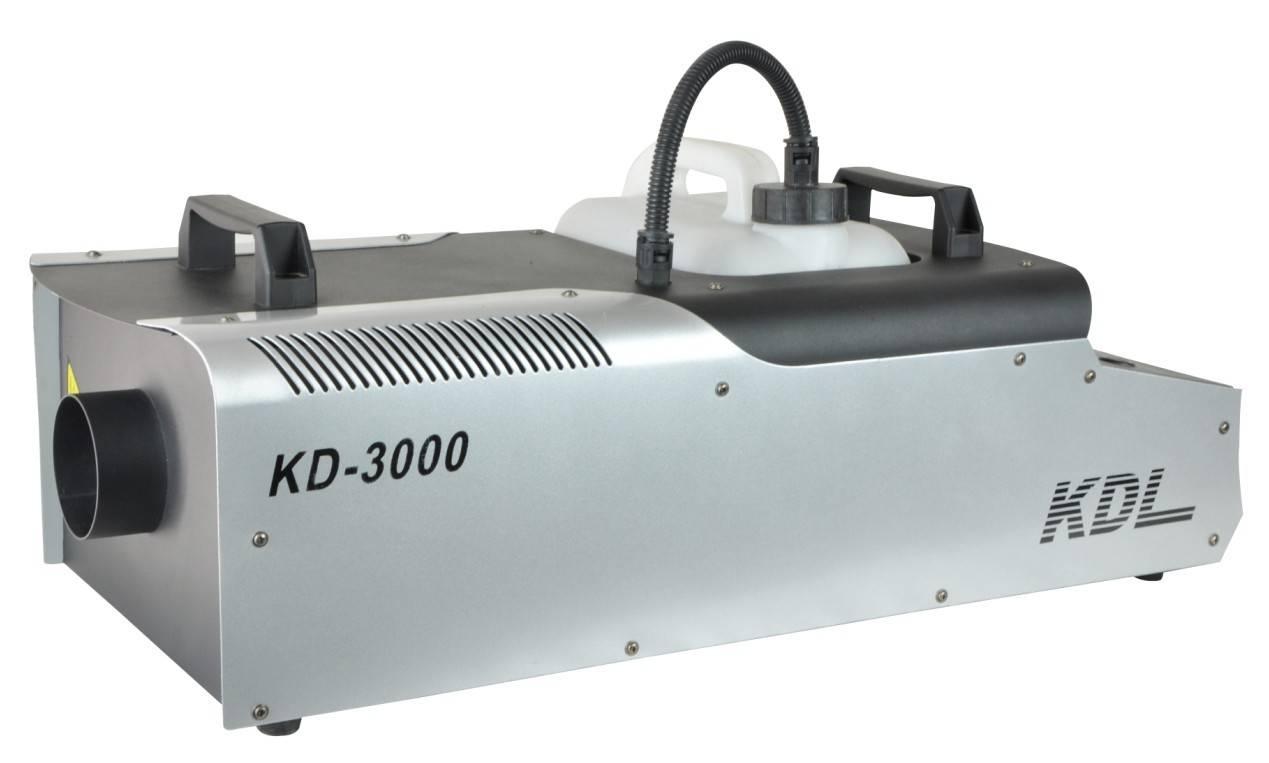 Large output large power 3000w digital smoke machine