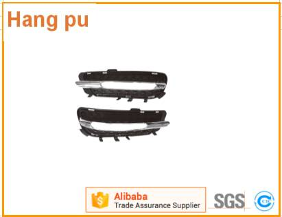 Daytime running light frame for  For Mercedes Benz W212 E Class