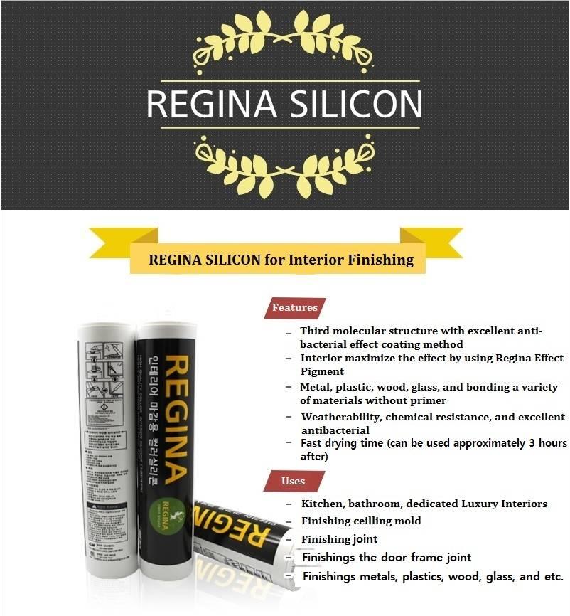 Regina Silicon Sealant
