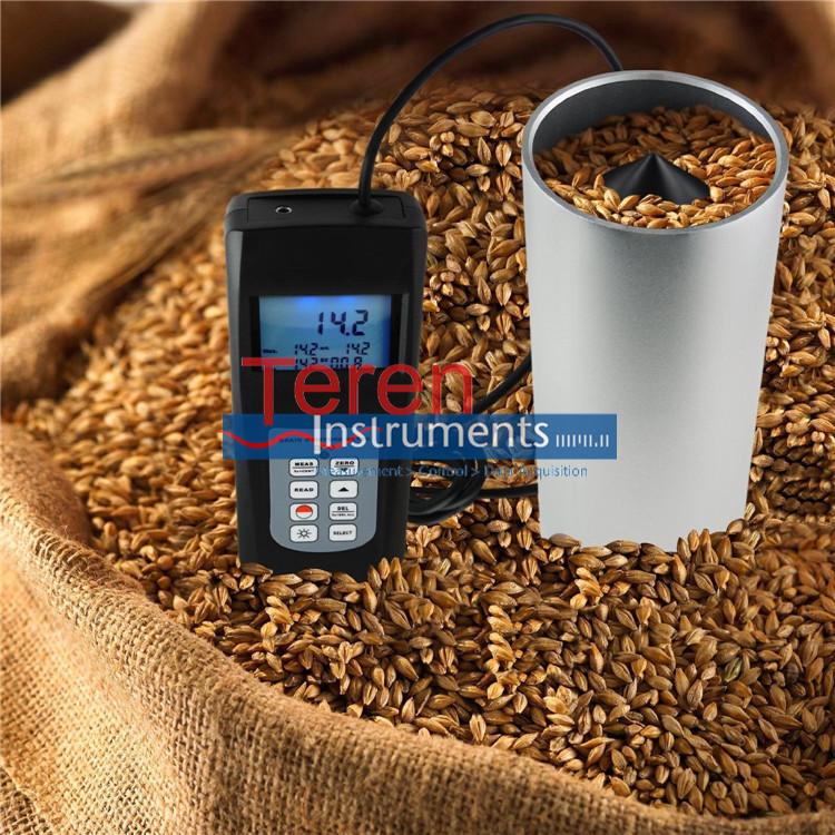 Grain Moisture Meter MC-7828G (Cup Type, Data Memory)