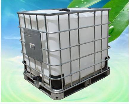 Rotomolding IBC Tank with stainless stell frame