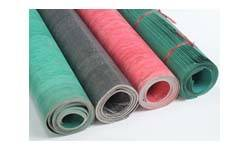 Oil Resistant Mineral Fiber Rubber Sheet