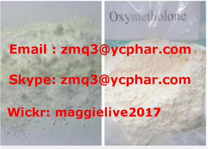 Oxymetholone Anadrol Muscle Building Steroids Anabolic Raw Powders White Powder