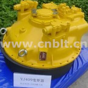 shantui bulldozer parts SD22 torque converter YJ409 from China supplier
