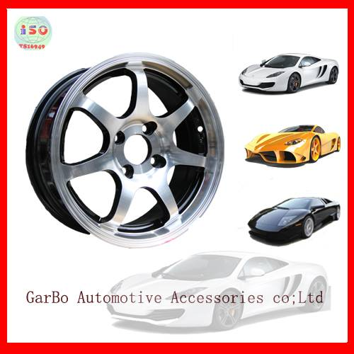 BYD F0 F3 L3 auto wheel rims new style made in china 14inch 4x100