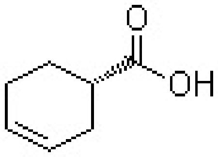 cyclohexenecarboxylic acid,5708-19-0,S-(-)-3-cyclohexenecarboxylic acid,