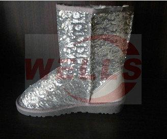 Lady's Boots, Wells-B14016